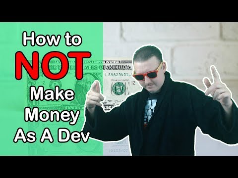 How to NOT Make Money as a Developer | Dollan the 'Wix Developer' | Ask a Dev