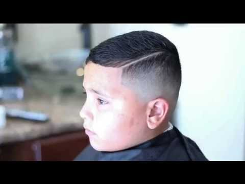 how to | Comb Over Bald Fade Haircut With Side Part