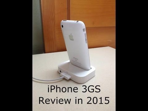 iPhone 3GS Review in 2015 - Why I still use it.