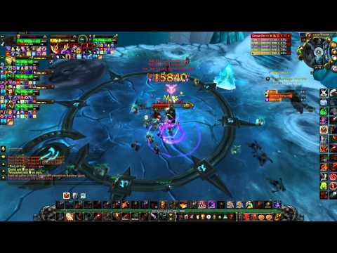 Guild The Defiance vs Icecrown Citadel 25 Normal - Part 3/3 (Molten-WoW, Lordaeron)