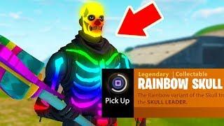 new fortnite rainbow skull trooper skin Videos - 9tube tv