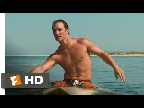 Failure to Launch (4/10) Movie CLIP - When Dolphins Attack (2006) HD