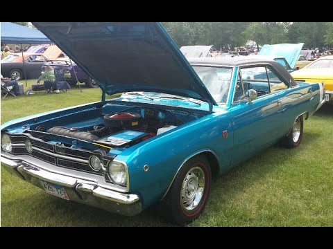 1968 Dodge Dart GTS - Car Show Walk-around