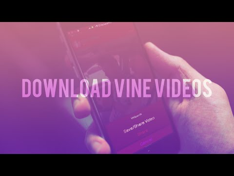 [VNOpenIN] How to DOWNLOAD | Share Vine videos - iOS 8.4/8.3 Jailbreak Cydia Tweak
