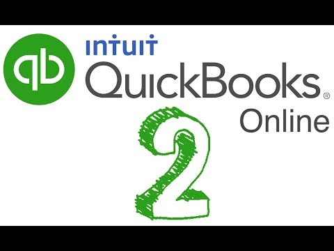 2. Quickbooks Online - How to CONNECT / DISCONNECT BANKS ACCOUNTS   2018