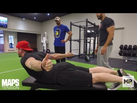 Bench Cobra- Improve Your Chest & Back Workout with this Tension Movement