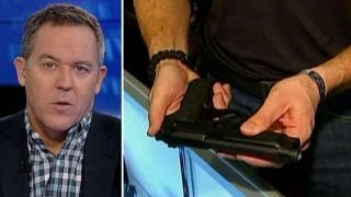 Gutfeld: Late night comics and gun control facts