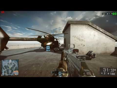 Battlefield 4 (with FPS) on AMD Radeon HD 6670 2GB DDR3  Graphics Card all settings