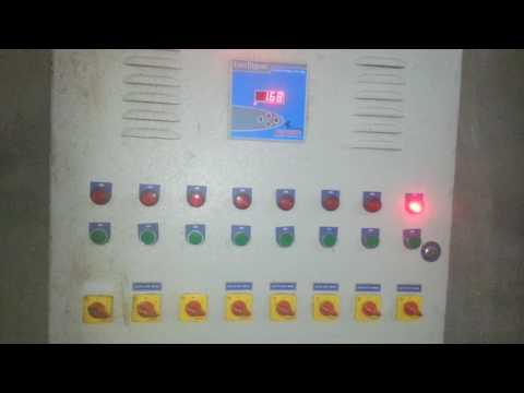 How to test  capacitor bank in apfc panel  (kvar value testing in apfc relay ) Runcon / 9717152559