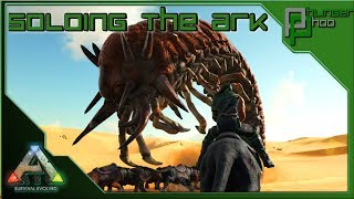Soloing the Ark S4E182 - ALPHA REX - GRIFFIN AND REX TAMING - PakVim