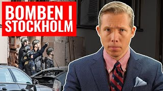 BOMBEN I STOCKHOLM