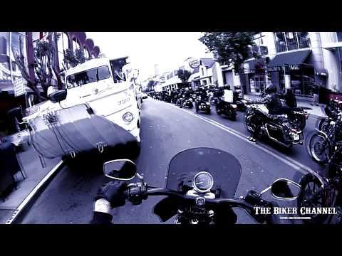 BAY RIDERS MC | SCENES FROM COAST RUN 2013