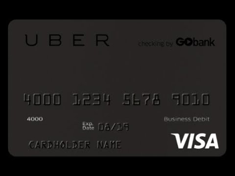 Uber Discontinues Their Fuel Card (Wants Drivers to Use Their Credit Card Instead)
