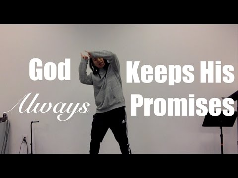 God Always Keeps His Promises (Motions for Kids)