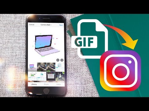 How to upload Gifs to Instagram | Quick Tips