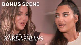 Khloé Kardashian Confides in Kim K. About Tristan Copying Her Vibe | KUWTK Bonus Scene | E!