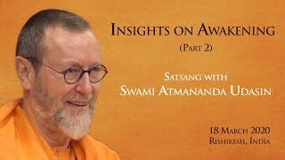 Insights on Awakening (Part 2)