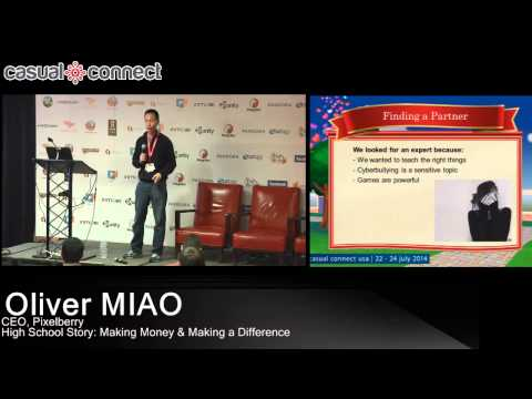 High School Story: Making Money & Making a Difference | Oliver MIAO