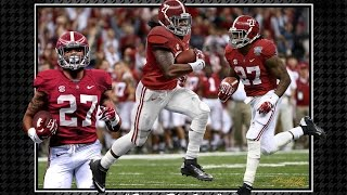 Derrick Henry Alabama Running Back