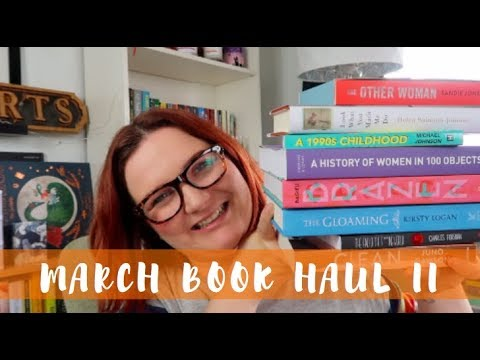 March Book Haul II | Lauren and the Books