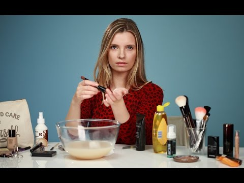 Beauty Basics: how to clean your make-up brushes correctly