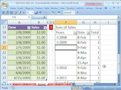 Excel Magic Trick 257 Convert Dates as Text to Dates As No.
