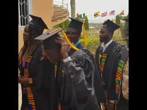 Lil Win Graduates with a First Class Degree @ Institude of Technology