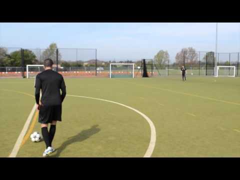 U.S Soccer Scholarships Sample Training Video