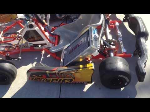 Karting Concepts Built Racing Kart