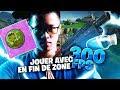 JOUER AVEC 300 FPS EN FIN DE ZONE WTF SUR FORTNITE BATTLE ROYALE