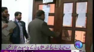 Pakistan Senate Election Results and Party Position 02 March 2012