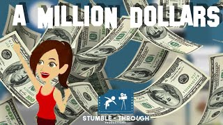 A Million Dollars Official Song by Kiirstin Marilyn