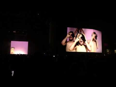 Sia - Cheap Thrills - Coachella Weekend 2 (2016)