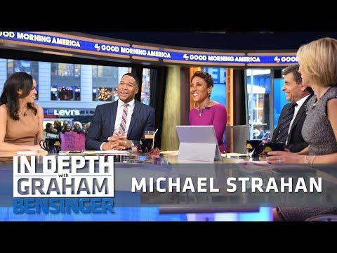 Michael Strahan: I will retire soon?