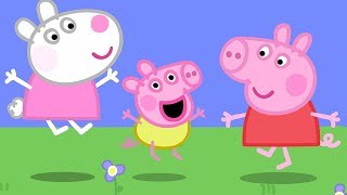 Download Peppa Pig Official Channel | Baby Alexander Plays with Peppa! Video