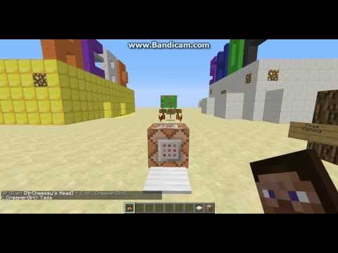 Minecraft - How To Spawn Head In SinglePlayer (Tutorial)