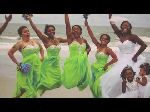 Folly Beach/Charleston Wedding
