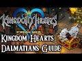 Kingdom Hearts 1.5 HD Final Mix: Dalmatians Guide