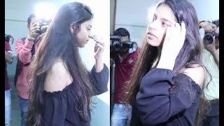 Shahrukh Khan की बेटी Suhana Khan को ने Reporters चारो तरफ से घेरा