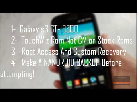 galaxy s5 theme For galaxy s3 And How to Install