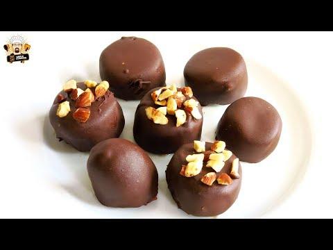 DARK CHOCOLATE BANANA BITES RECIPE