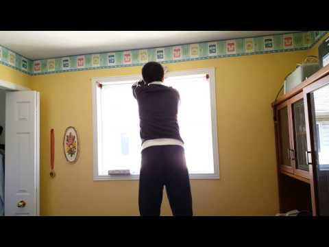 Sliding window removal and cleaning mold