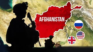 Why Afghanistan is Impossible To Conquer   Graveyard of Empires