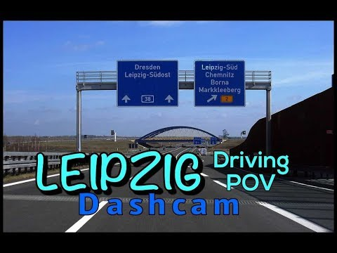 Leipzig Germany | Autobahn - Hauptbahnhof Parkplatz | Punjabi Music