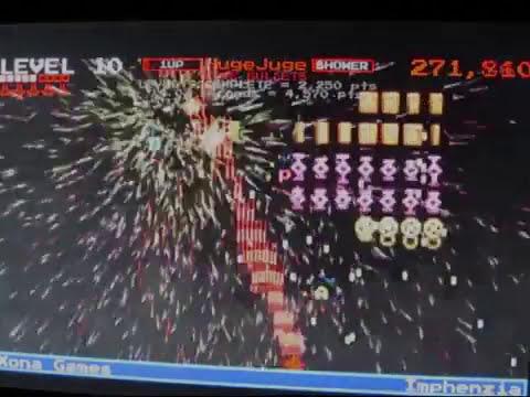 Decimation X3, 11.6 Million pts, Level 79, Challenge mode
