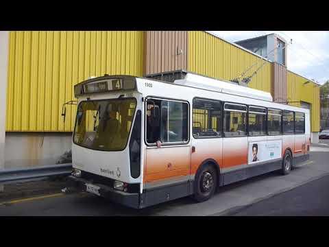 ER100 ex Grenoble à Lyon sous tension 27 Octobre 2017
