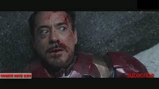 Download Iron man vs Captain america + bucky (avengers civil war ) last and favourite fight Video