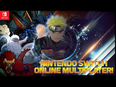 【Naruto Ultimate Ninja Storm 3】Nintendo Switch Online Multiplayer