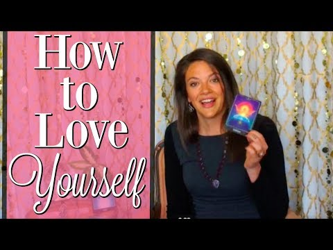 How to *Love Yourself* by Psychic Medium (Samantha Fe)