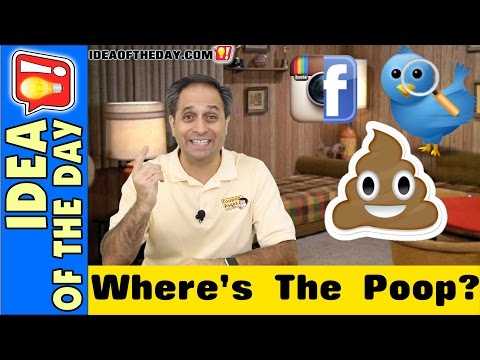 Search Twitter and Facebook By Emoji.  Idea of the day #209